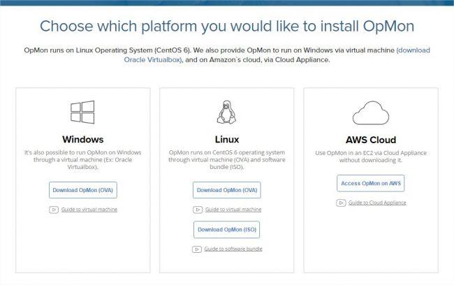 Installing OpMon through Oracle Vm VirtualBox - Knowledge Base