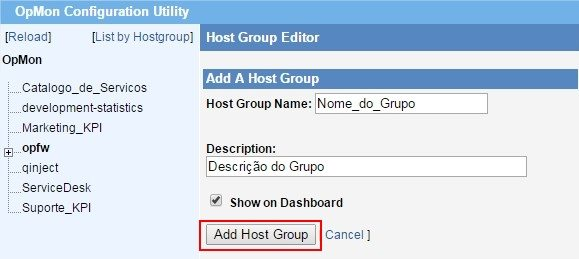 new Host Group4